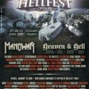 Voici la liste des groupes qui passeront à l'Hellfest 2009 qui se déroulera le 19 . 20 . 21 juin à Clisson . Amebix – Coalesce – Gojira – Volbeat...
