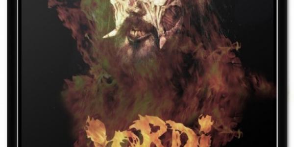 Je vous avez déjà prévenu de la sortie d'une appli pour IPhone nommée «Lordi The Game». Et bien voici une vidéo qui vous donnera un petit aperçu de ce jeu...