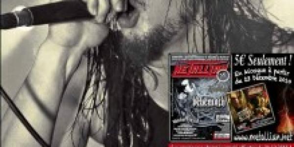 Metallian a donné le nom de la gagnante du concours Dagoba pour le Hellfest 2011. C'est donc Nelly Wood qui aura l'opportunité de chanter «Wave Of Doom» avec Dagoba sur...