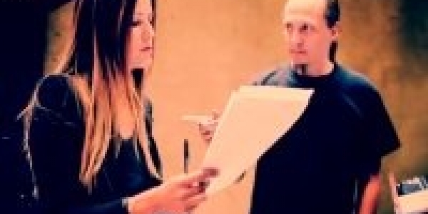 Petit rappel : Peter Tägtgren de Pain a rencontré pendant son séjour à Paris la Française Cécile Siméone et ils ont décidé de faire un titre ensemble de le lendemain...