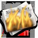 Newsfire Flames