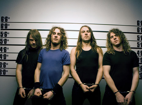 Airbourne: Stand up for Rock'n Roll
