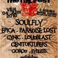 Eh oui, vous ne rêvez pas, le Sud se met au métal! Le 4 Juin 2010, la première édition du Toulouse Métal Fest prendra place à Tournefeuille (proche de Toulouse)...
