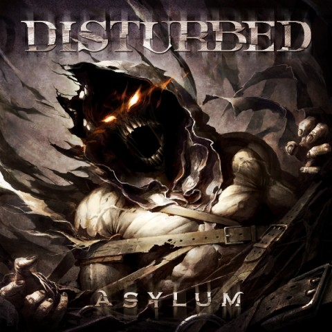 Disturbed Asylum Cover