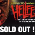 L'équipe de Bloody Blackbird est rentrée du Hellfest et nous avons beaucoup à vous résumer. Les articles concernant le Hellfest arriveront dans les jours à venir car il nous faut...