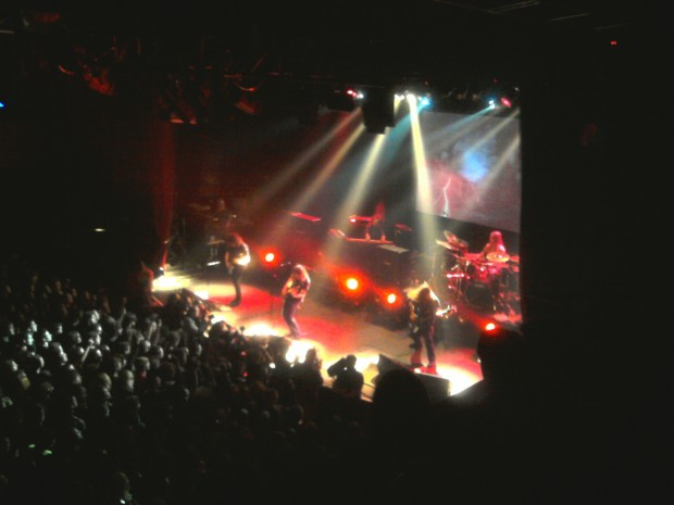 opeth concert