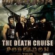 Dagoba vient de publier via leur blog l'affiche de la tournée de concerts pour «Poseidon», le nouvel album qui sort dans quelques jours (30 Aout 2010). Il ne reste plus...