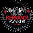 Le 29 Juillet dernier c'est déroulé dans un endroit gardé secret la cérémonie des Kerrang! Award à Londres, avec pour thème 'Les 7 Pêchés capitaux' la cérémonie fut animée par...