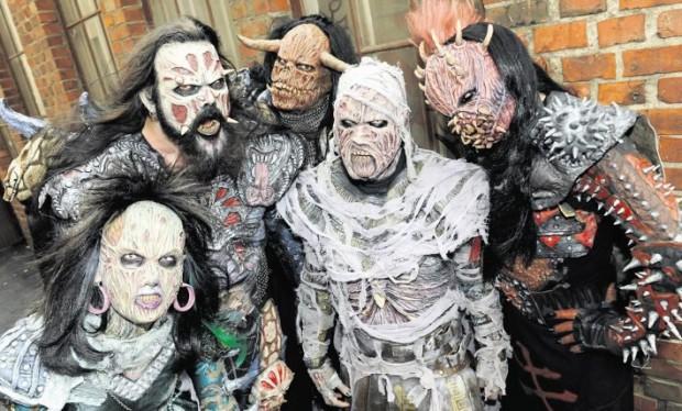 Lordi promo 2010