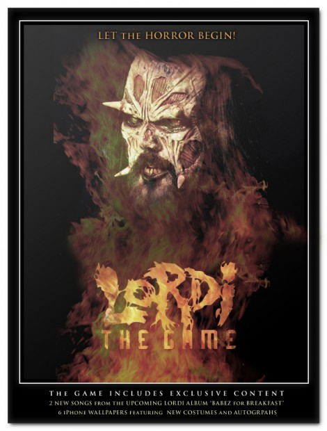 lordi the game
