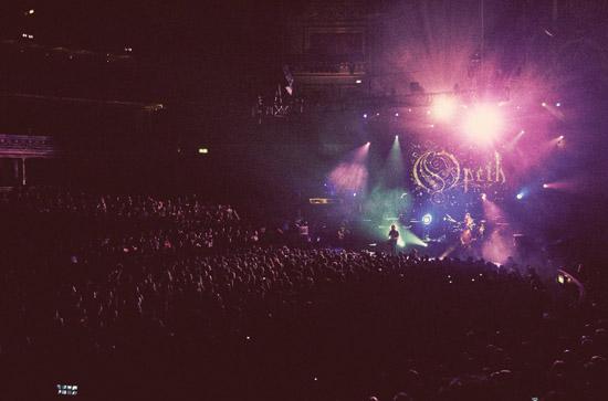 Opeth Albert Hall