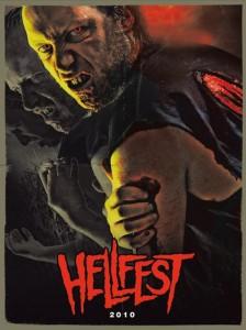hellfest DVD 2010 cover