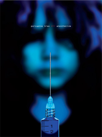 porcupine tree dvd anesthetize 2010