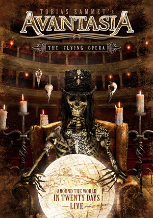 "Avantasia_DVD_Cover_""The Flying Opera - Around the world in 20 days"""