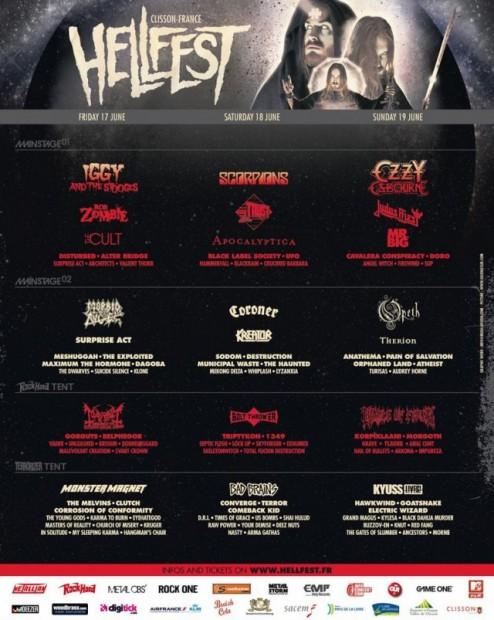 Programmation-Hellfest-2011