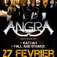 Le Paris Extreme Fest vous permet d'aller voir gratuitement le concert du 27 Février d'Angra, Kattah et Fall & Bounce (Elysée Montmartre). C'est tout simple, achetez un pass 3 jours...