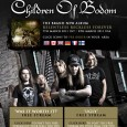 Sur la page Facebook de Children Of Bodom on peut couter gratuitement deux titres de leur nouvel album &laquo;&nbsp;Relentless Reckless Forever&nbsp;&raquo;. Le titre &laquo;&nbsp;Was Worth It&nbsp;&raquo; est maintenant en tlchargement...