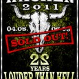Le festival Allemand Wacken Open Air est pour la sixime fois complet et ce presque 200 jours avant le dbut des fetivits. Mais pour les malheureux qui n&rsquo;ont pas leurs...