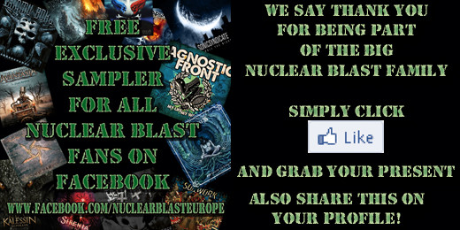 sampler nuclear blast records