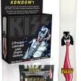Kiss a sorti un nouveau type de goodies, des Kiss Kondoms. Ce nouveau produit est disponible sur secure.condomania.com à un prix de 9,95$ les 3. Une autre série de préservatifs...