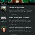 Within Temptation prépare une nouvelle application gratuite pour I-phone. Le but de cette application est de donner plus facilement les news aux fans et d'augmenter le dynamisme du site officiel...