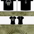 MadonaGun a mis en ligne une série de 50 T-shirts en édition limitée. Plus de renseignement sur la page Facebook du groupe