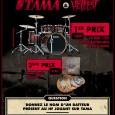 Le Hellfest nous donne l'occasion de gagner deux très beaux cadeaux (Kit Tama, Pack cymbales) en jouant au concours suivant : «Donnez le nom d'un batteur présent au Hellfest et...