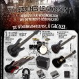 Un concours organis par le Hellfest et par Woodbrass vous permettra peut tre de gagner vos instruments Woodbrass. Pour participer il vous suffit de s&rsquo;inscrire sur Woodbrass et de cliquer...