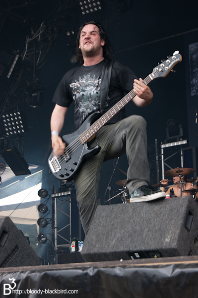 Dagoba - Hellfest 2011