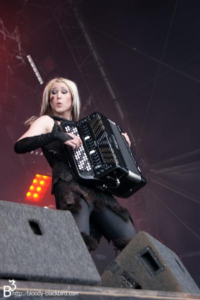 Turisas - Hellfest 2011