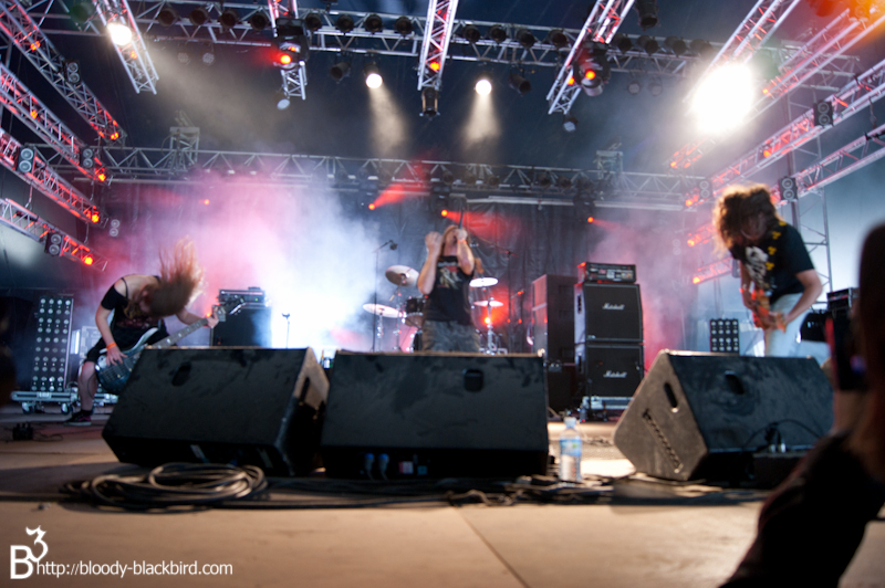 Last days of humanity - Hellfest 2011