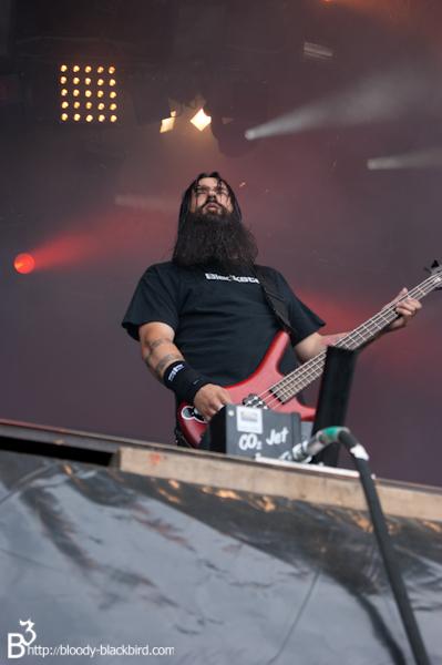 Cavalera Conspiracy - Hellfest 2011