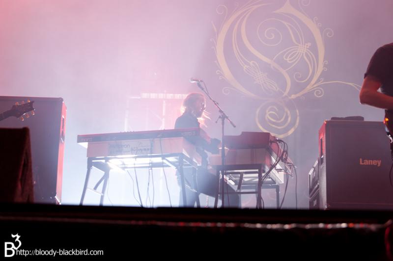 Opeth - Hellfest 2011