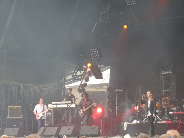 anathema - Hellfest 2011