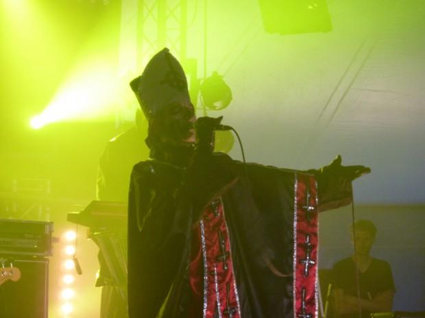 ghost - Hellfest 2011
