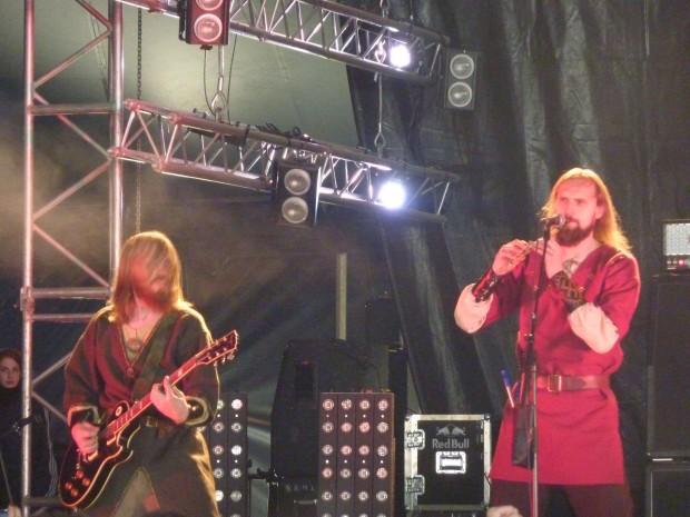 skyforger - Hellfest 2011