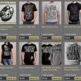 Le groupe de métalcore américain Killswitch Engage vient de mettre à jour la boutique officielle . Au choix une très jolie paire de chaussures qui sera bientôt dispo , t-shirt...
