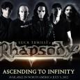 """Rhapsody Of Fire propose trois de ces titres en écoute gratuite ICI : """"Clash Of The Titans"""", """"Tormento E Passione"""", """"March Of Time"""". Ceux-ci sont issus de l'album «Ascending To..."""