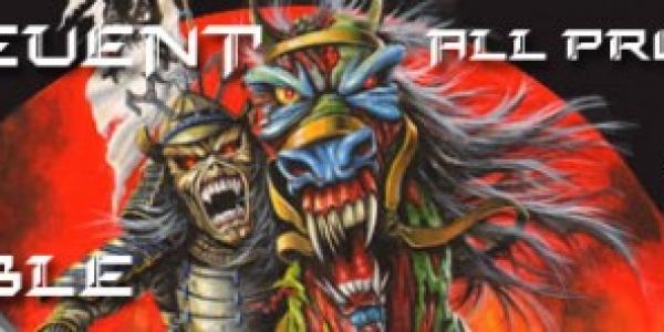 Iron Maiden a fait don de tous les bénéfices de la vente de T-shirt special tsunami (Cf. article Bloody Blackbird). Ce don s'élève à £36,000 soit plus de 41000 euros...