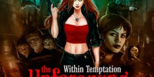 Within Temptation nous offre une vidéo nous faisant vivre la tournée de «The Unforgiving». Cette vidéo commence avec le Zénith de Nantes… bon visionnage : Vidéo de la chaine WTOfficial...