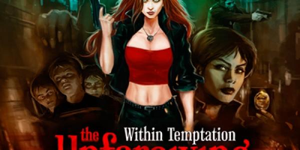Within Temptation a publié une vidéo live pour présenter aux fans son nouveau guitariste Stefan Helleblad. Vidéo de la chaine YouTube de WTOfficial